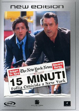 15 MINUTI FOLLIA OMICIDA A NEW YORK (DVD)