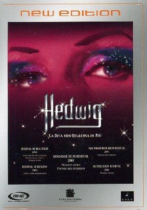HEDWIG -LA DIVA CON QUALCOSA IN PIU' (DVD)