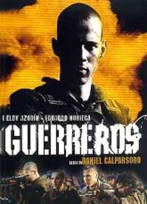 GUERREROS (DVD)