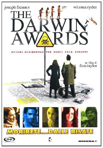 THE DARWIN AWARDS (DVD)