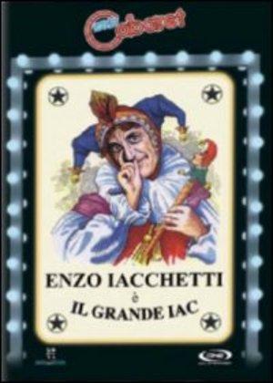 ENZO IACCHETTI - IL GRANDE IAC (DVD)