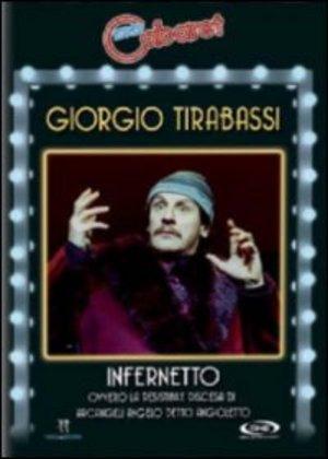 GIORGIO TIRABASSI - INFERNETTO (DVD)