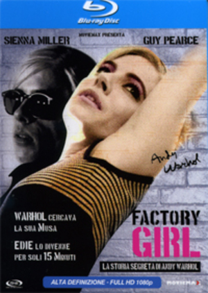 FACTORY GIRL (BLU-RAY)