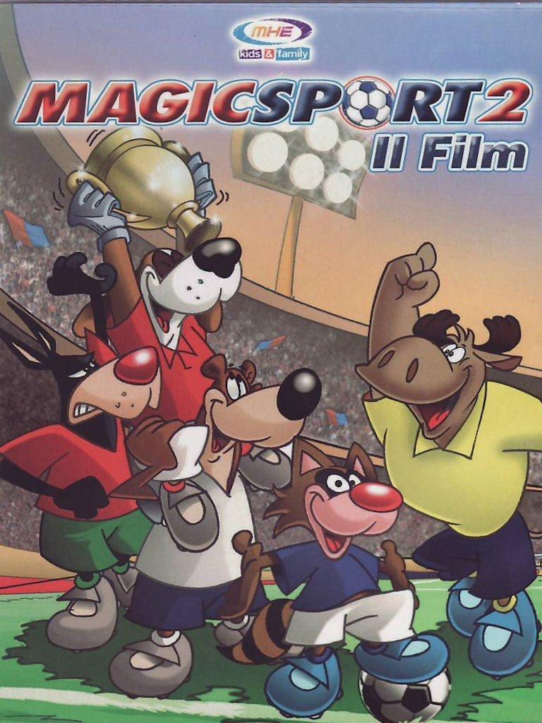 MAGIC SPORT 2 - IL FILM (DVD)
