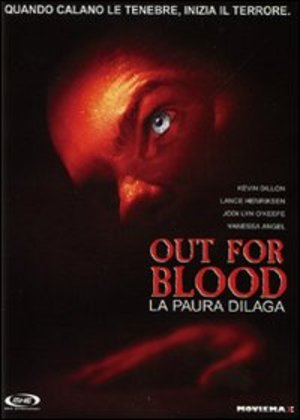OUT FOR BLOOD (DVD)