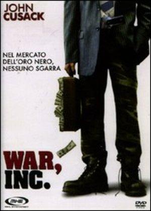 WAR INC (DVD)