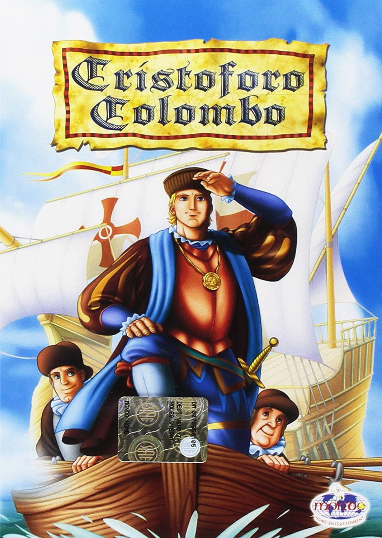 CRISTOFORO COLOMBO (DVD)