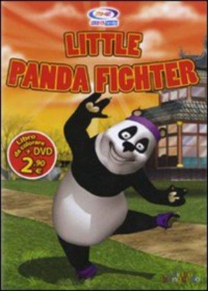 LITTLE PANDA FIGHTER (DVD+LIBRO) (2008 ) (DVD)