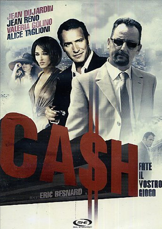 CASH - FATE IL VOSTRO GIOCO (DVD)