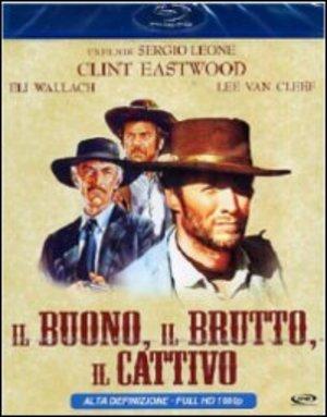 EASTWOOD - IL BUONO, IL BRUTTO, IL CATTIVO (BLU-RAY )