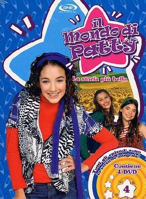 COF.IL MONDO DI PATTY - STAG.01 VOL. 04 (4 DVD) (DVD)