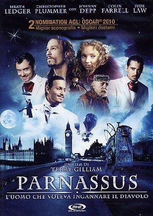 PARNASSUS - L'UOMO CHE VOLEVA INGANNARE IL DIAVOLO (DVD)