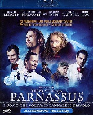 PARNASSUS - L'UOMO CHE VOLEVA INGANNARE IL DIAVOLO (SE)