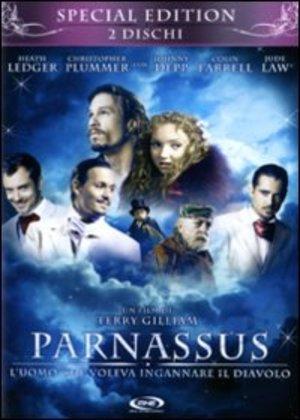PARNASSUS - L'UOMO CHE VOLEVA INGANNARE IL DIAVOLO (SE) (2 DVD) (DVD)