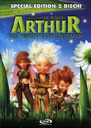 ARTHUR E LA VENDETTA DI MALTAZARD (2DVD) (IVA ESENTE) (DVD)