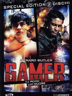 GAMER (SE) (2 DVD) (DVD)