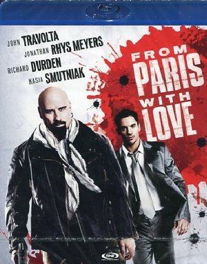 FROM PARIS WITH LOVE (BLU-RAY )