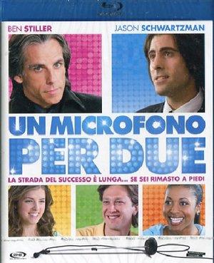 UN MICROFONO PER DUE -BLU-RAY