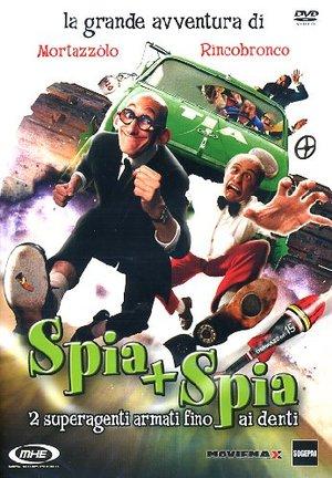 SPIA + SPIA 2 SUPERAGENTI ARMATI FINO AI DENTI (DVD)