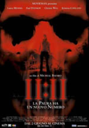 11:11 LA PAURA HA UN NUOVO NUMERO - EX NOLEGGIO (DVD)