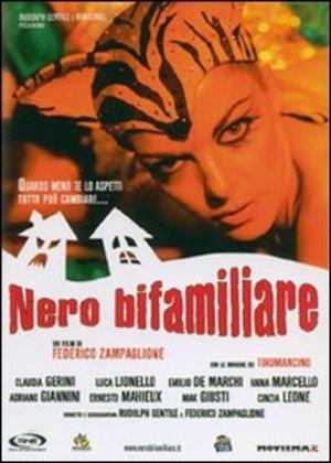 NERO BIFAMILIARE (DVD)