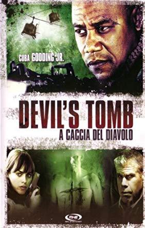 DEVIL'S TOMB - A CACCIA DEL DIAVOLO - ES NOLEGGIO (DVD)