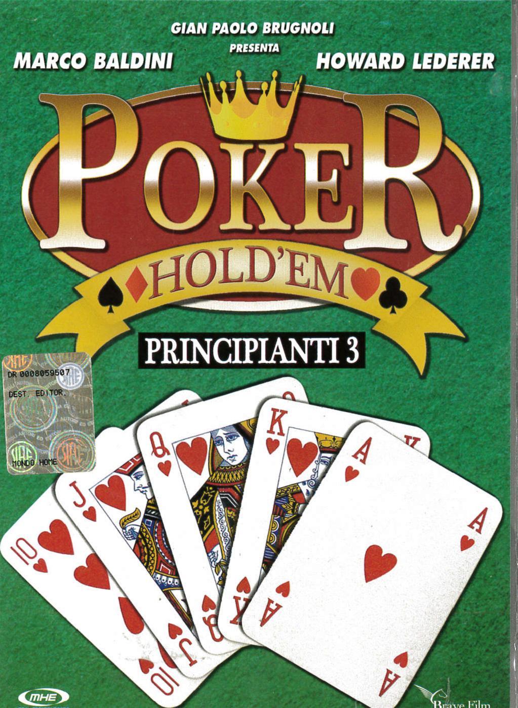 POKER HOLD'EM PRINCIPIANTI 3 (DVD)