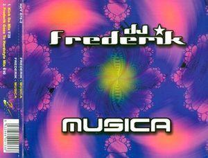 FREDERIK - MUSICA (CD)