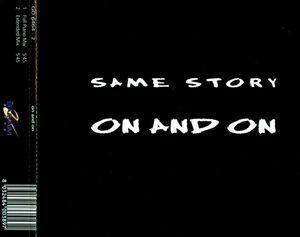 STORY SAME - ON AND ON (CD)