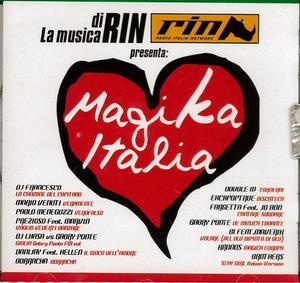 MAGIKA ITALIA (CD)