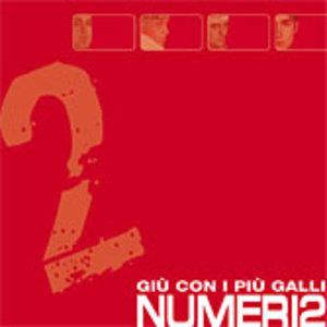 NUMERI 2 - GIU' CON I PIU' GALLI (CD)