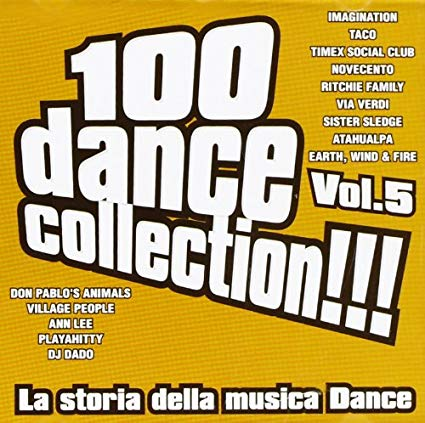 100 DANCE COLLECTION VOL.5 (CD)