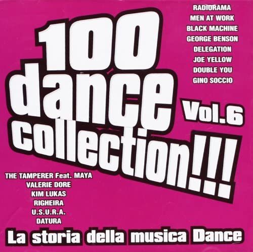 100 DANCE COLLECTION VOL.6 (CD)