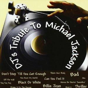 DJS TRIBUTE TO MICHAEL JACKSON (CD)