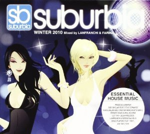 SUBURBIA WINTER 2010 BY LANFRANCHI AND FARINA (CD)