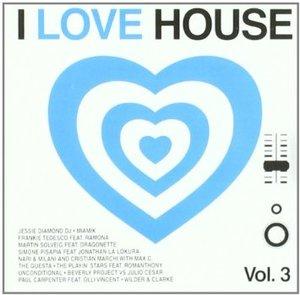 I LOVE HOUSE VOL.3 (CD)