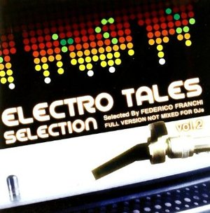ELECTRO TALES SELECTION VOL.2 (CD)