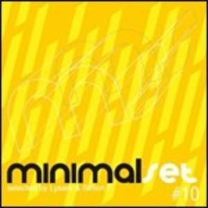 MINIMAL SET 10 (CD)