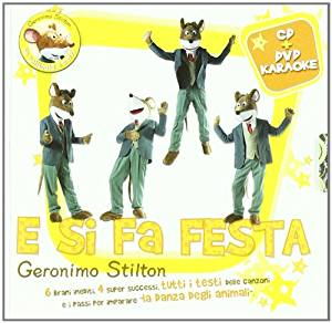 GERONIMO STILTON CD (CD)