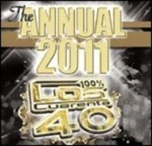LOS CUARENTA. THE ANNUAL 2011 (CD)
