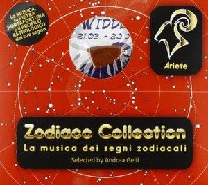 ZODIACO COLLECTION. ARIETE BY ANDREA GELLI (CD)