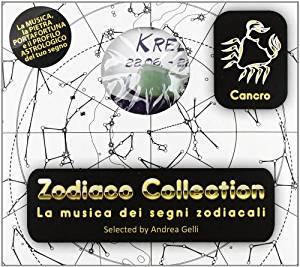 ZODIACO COLLECTION. CANCRO BY ANDREA GELLI (CD)
