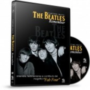 THE BEATLES - REMEMBER (DVD)