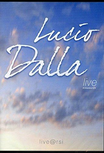 DALLA LUCIO - LIVE 20 DICEMBRE 1978 (DVD)