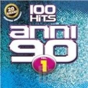 100 HITS ANNI 90 VOL.1 (CD)