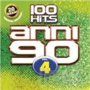 100 HITS ANNI 90 VOL.4 (CD)