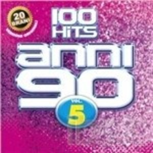 100 HITS ANNI 90 VOL.5 (CD)