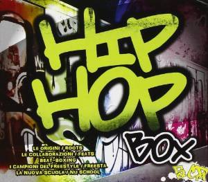 HIP HOP -5CD (CD)