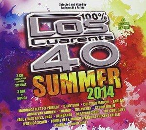 LOS QUARENTA 2014 -3CD (CD)