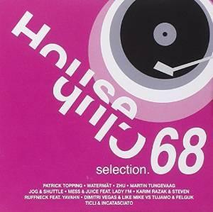 HOUSE CLUB SELECTION 68 (CD)